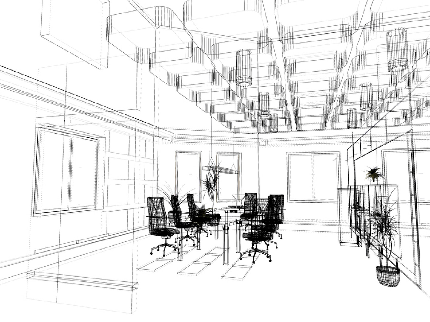 Office Planning and Space Design